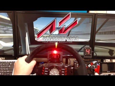 Assetto Corsa GI-Max & SPI-D Test