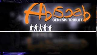 Video ABACAB Genesis Tribute - CZ 2015