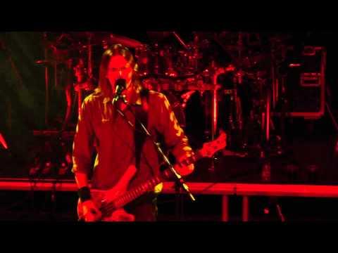 Riverside - Forgotten Land (LIVE) Holland 20/05/2011 online metal music video by RIVERSIDE