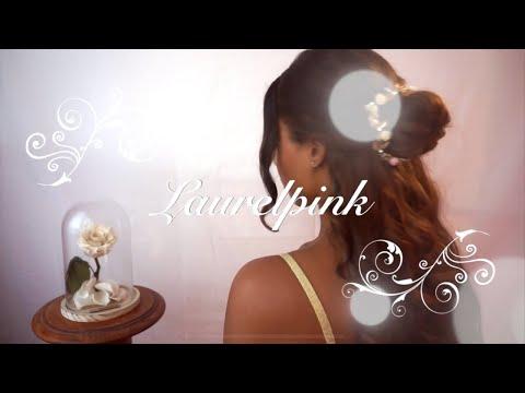 Hair tuto Look Disney by Krôme & Laurelpink maquillage
