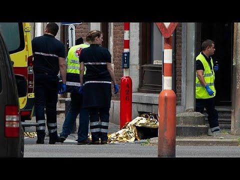 """Τρομοκρατική επίθεση στη Λιέγη: """"Γνωστός"""" και πάλι ο δράστης – Τρεις οι νεκροί…"""
