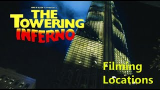 Nonton Towering Inferno 1974   Filming Location    Steve Mcqueen  Paul Newman Film Subtitle Indonesia Streaming Movie Download