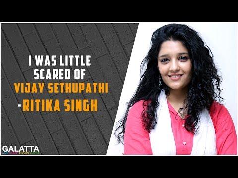 I-was-little-scared-of-Vijay-Sethupathi--Ritika-Singh