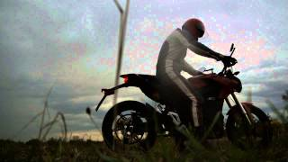 2. Zero SR ZF11.4 Electric Motorcycle Burnout
