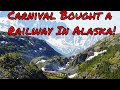 Live Cruise Ship News: Carnival Buys A Railroad In Alaska! Cruise Ships vs Resorts What's Different?