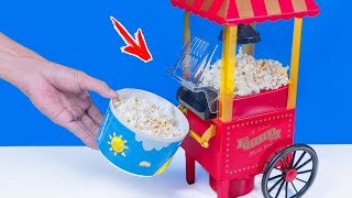 Video WOW!! Mesin Popcorn Paling Unik | okkyjem MP3, 3GP, MP4, WEBM, AVI, FLV April 2019