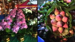Bangkok Wholesale Flower Market Sep 2013-Medium