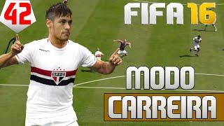 Modo Carreira Fifa 2016 #42 São Paulo x Chapecoense x Palmeiras Curtiu? Clique no
