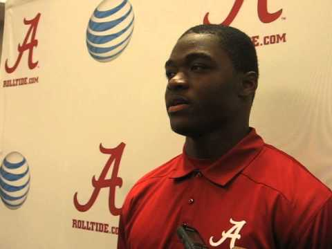 Amari Cooper Interview 8/28/2013 video.