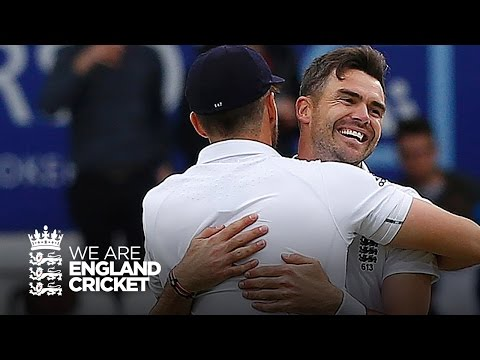That thrilling final over - Sri Lanka v England, 1st Test, Day 5, Lord's, 2014