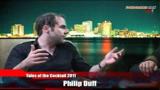 Flairbar.com Show with Philip Duff @ Tales of the Cocktail 2011!