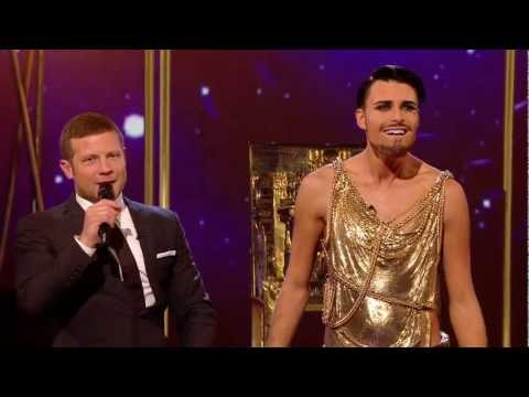 Rylan Clark sings Spandau Ballet's Gold - Live Week 1 - The X Factor UK 2012