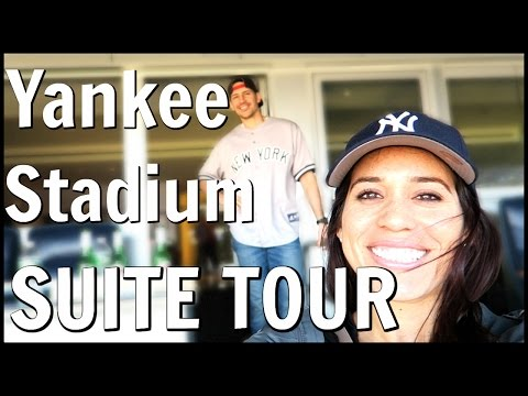 Best Yankee Seats Ever - Vlog 23 (the Nyc Couple)
