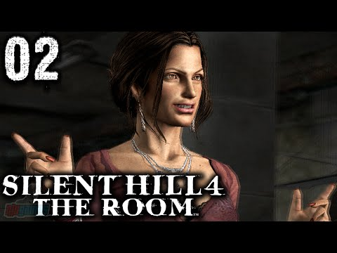 CYNTHIA - Silent Hill 4 - Part 2