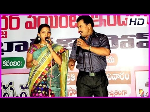 Hilarious Jabardasth Comedy Show 24th May - Guntur Humour Club (HD)