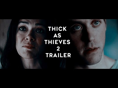 Thick as Thieves 2 Fanfic Trailer: Michael Taylor (Terra Nova OC)