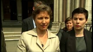 Litvinenko widow: I have a long way for justice