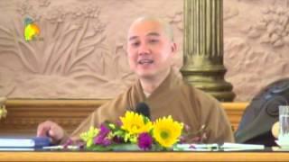 Đại Bi Thập Chú 5/6 - Thầy. Thích Pháp Hòa (October 6, 2012)