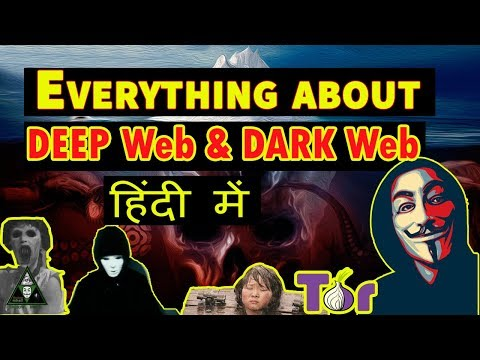 Complete About DEEP WEB & DARK WEB