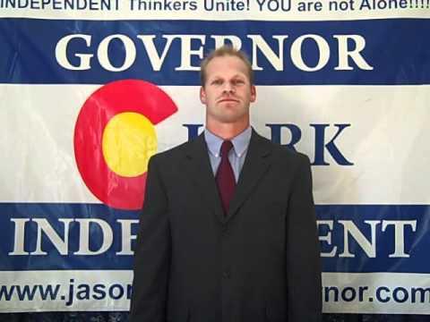 Jason R Clark for Colorado Governor -blooper 4