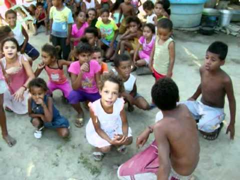 Oito anos de bençãos em Itinga