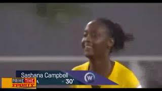 History Making Reggae Girls (TVJ Prime Time Sports) October 18 2018