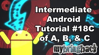 Android Tutorial 2.18 C - Connect To MySQL Database With Config PHP Script