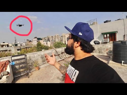 My Drone Almost Crashed !!!