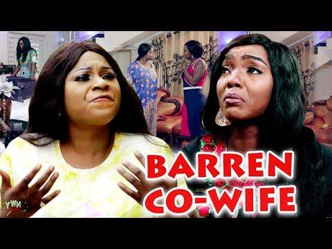 Barren Co-Wife Season 3 & 4 - ( Destiny Etiko / Chioma Chukwuka ) 2019 New Latest Nigerian Movie