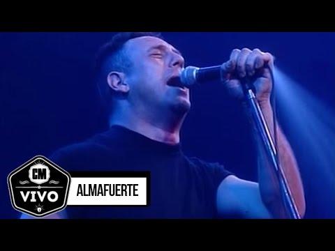 Almafuerte video Acústico - CM Vivo 2002 - Show Completo