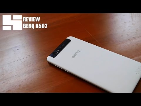 Review BenQ B502 Indonesia