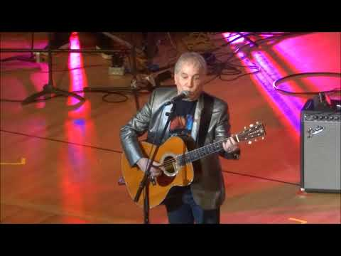 Paul Simon - 50 Ways To Leave Your Lover - Eastman Theatre - Rochester, NY - April 22,2018