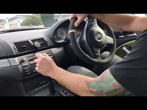 E46 M3 Samsonas shifter review - part 1