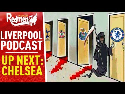 UP NEXT: CHELSEA | LIVERPOOL FC PODCAST