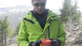 Газовая портативная горелка. Fire-Maple HORNET FMS-300T
