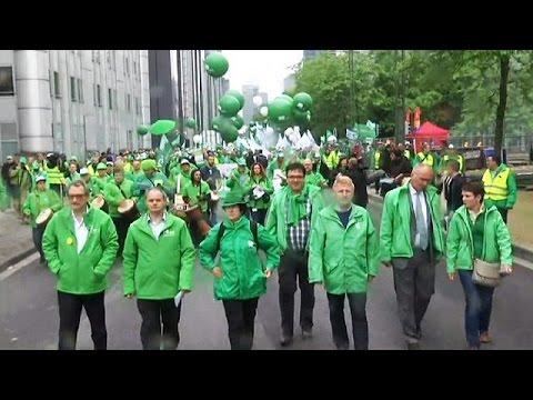 Βέλγιο: Γενική απεργία στο δημόσιο τομέα- Προβλήματα στις συγκοινωνίες