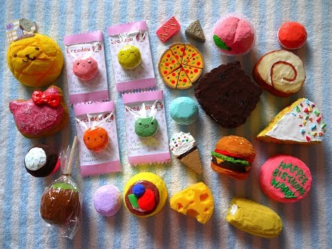 Squishy Haul From China : NEW SQUISHY HAUL FROM CHINA Squishy