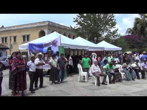 Consumo Sano y Responsable de Alimentos y Economía Comunitario REDSAG, Alta Verapaz 2015