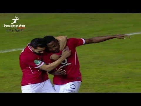 العرب اليوم - شاهد: النادي الأهلي يفوز على ضيفه الإنتاج الحربي