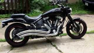 6. For-Sale 2005 Yamaha Road Star Warrior $5,800