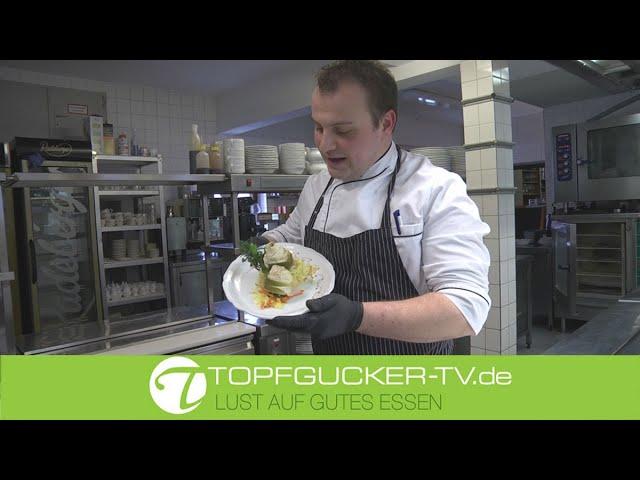 Pochierte Saiblings-Schlaufen im eigenen Fond   Topfgucker-TV