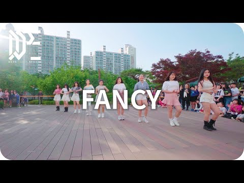 FANCY l 2019 DOPE DANCE STUDIO l BUSKING SHOW!