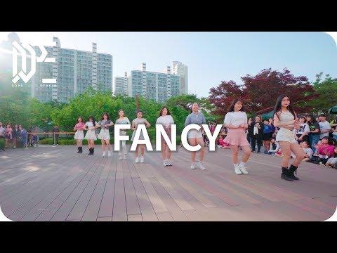 FANCY l 2019 DOPE DANCE STUDIO l BUSKING SHOW!