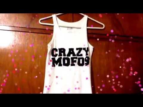 DIY: Crazy Mofos T-Shirt