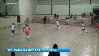 Noite de muitos gols em Júlio Mesquita pela Copa Record