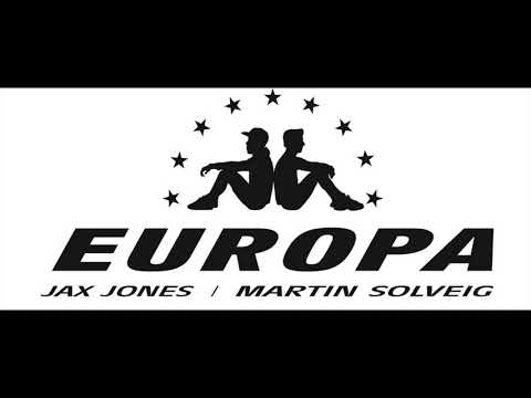 Europa (Jax Jones & Martin Solveig) - All Day and Night with Madison Beer - Extended Mix