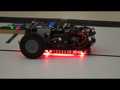 Autonomous robot - Robot Challenge is an international championship for self-made, autonomous, and mobile robots. It takes place annually in Vienna, Austria. Since 2004, more t...