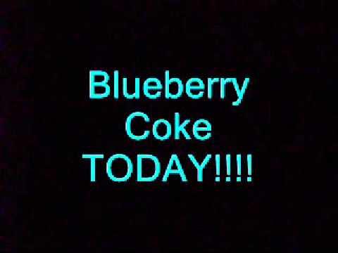 Blueberry Coke Commercial