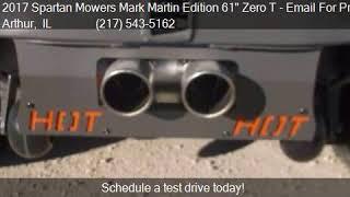 7. 2017 Spartan Mowers Mark Martin Edition 61 Zero T Vanguard 3