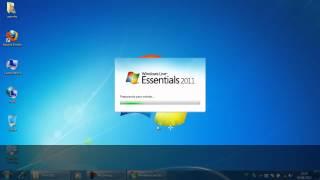 aula 15 - Instalação de aplicativos importantes- AULA 3 - MSN e windows live mail - WWW.CESARFELIPE.COM.BR.